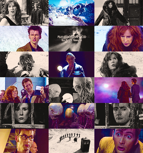 """And know this, Doctor Donna. You will never be forgotten. Our children will sing of the Doctor Donna. And our childrens' children. And the wind and the ice and the snow will carry your names forever."""