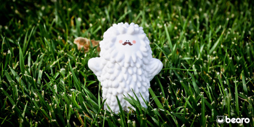 bearotoys:  Treeson says Happy Easter Sunday! He's in the middle of an easter egg hunt!