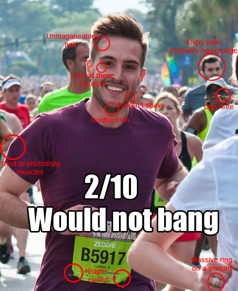 Oh ridiculously photogenic guy, when will you ever learn?