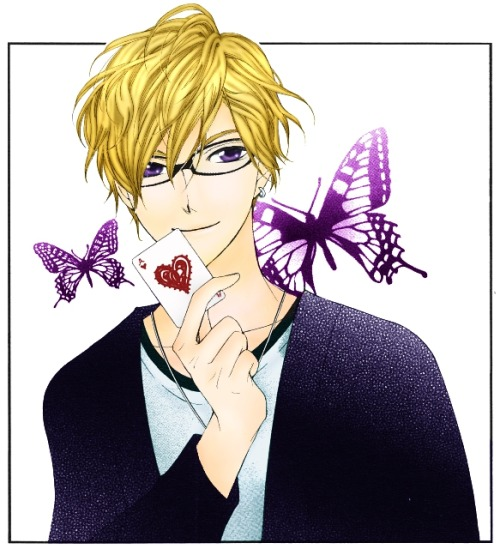 Happy birthday Tamaki This image was colored by BlackRoseAi. You can see it on the link below