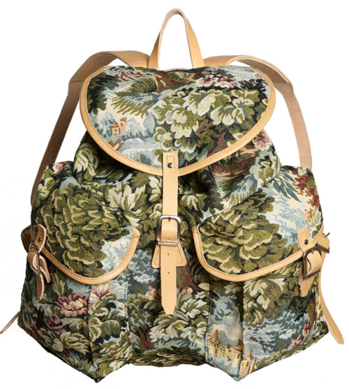 Carven x Lafuma Backpack