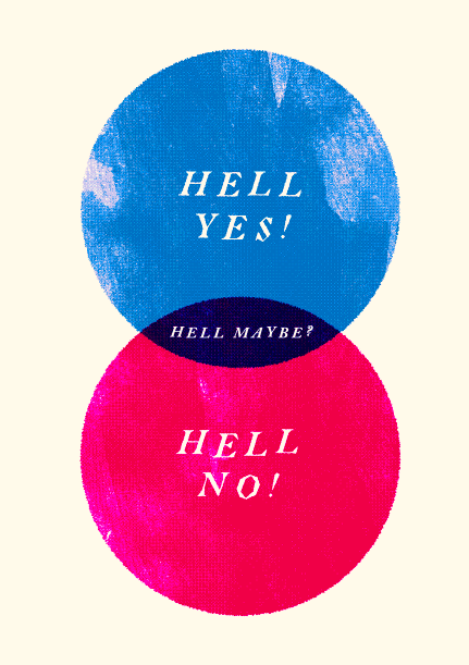 designcube:  Hell Maybe!