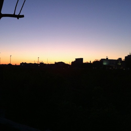 Sunset skyline #fbp (Scattata con instagram)