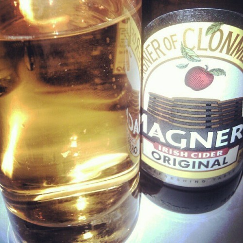 #magners #irish #cider #mmm #original #lovely #fenchurchstreet (Taken with instagram)