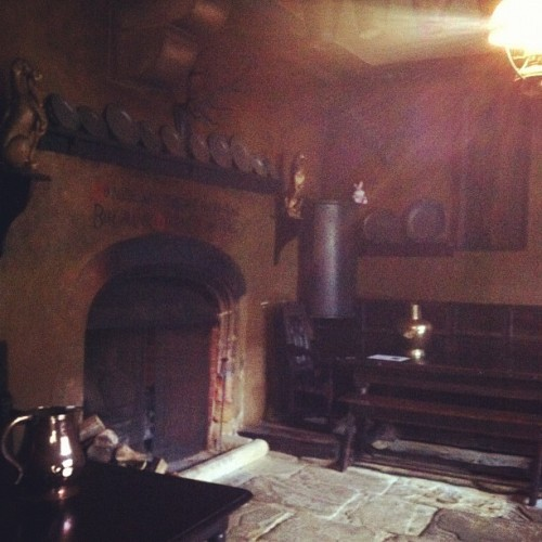 Servants quarters (Taken with instagram)