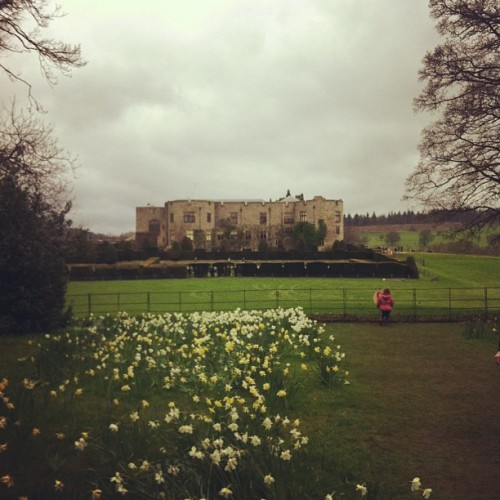 Chirk Castle (Taken with instagram)