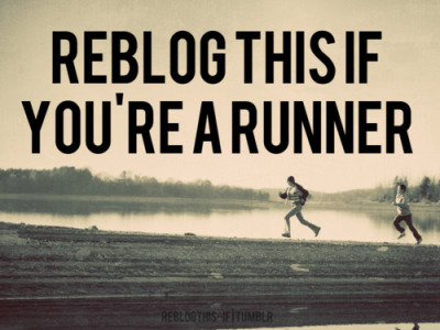 learning2lovelife:  my-body-not-yours:  justswimon:  aspiring runner :D  forever  Always will be now :) I'm addicted! First 5K in less than two months!!! :D