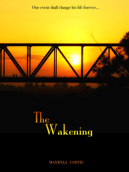 A mock cover page for The Wakening.