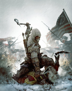 gamefreaksnz:  Assassin's Creed 3 screens leaked from PAX East  A new set of Assassin's Creed III screenshots have been leaked onto the net from PAX East.