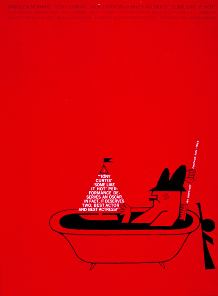 iconoclassic:  Saul Bass (via Burning Settlers Cabin» Blog Archive » A Preachy Post That Will Piss Some People Off)