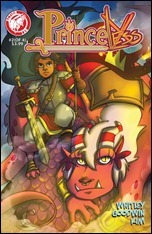 "Check out the new review of Princeless Book 1 from Comic Book Critic at http://comicbookcritic.net/2012/04/08/review-princeless-action-lab/ Here's a little taste of what he had to say. ""Although this is an all-ages comic, it doesn't mean it's just for kids. Everyone from 5 to 50+ will enjoy this series. The writing is smart and witty and the art is very appealing."""