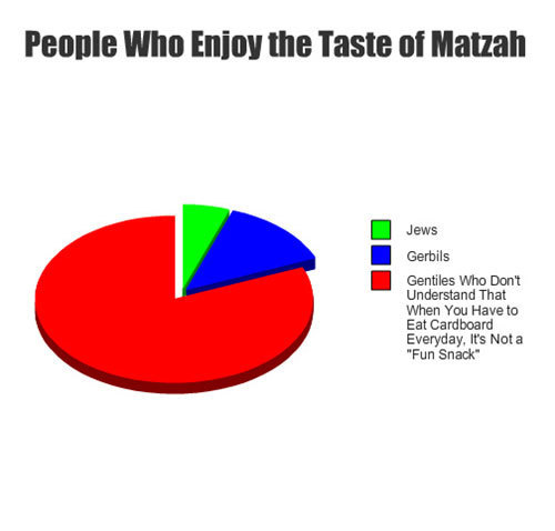 ludmirermoyd:  As made abundantly clear at last night's seder. XD