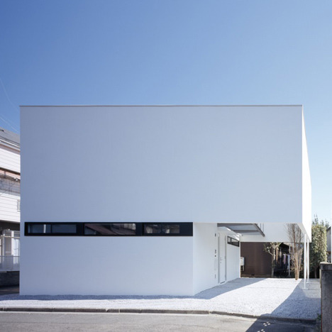 (via Dezeen » Blog Archive » Ring by Apollo Architects & Associates)