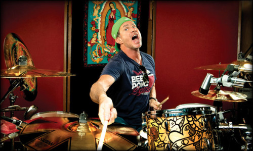 "Jack Irons & Cliff Martinez to perform with RHCP at Hall of Fame Induction!""I think we're going to play three songs,"" drummer Chad Smith revealed in a late-March phone interview with DRUM! Magazine. ""I don't know which songs exactly we're going to do. I think we might do 'Give It Away' because there's two other drummers, Jack Irons and Cliff Martinez, that are going to be attending. So we'll get three drummers on one song."""