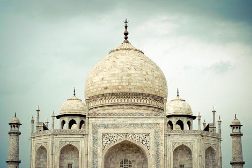 masterbutler:  Taj Mahal on Flickr.