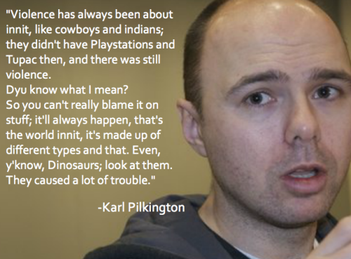 youmustbeinteresting:  Amazing.  The wise old words of Karl Pilkington.