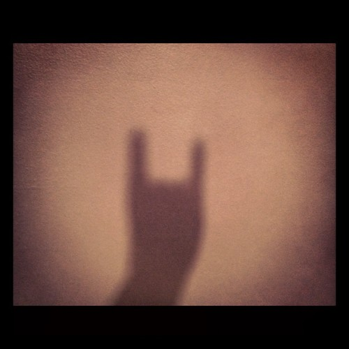 7. Shadow #photoadayapril #aprilphotoaday  (Taken with instagram)