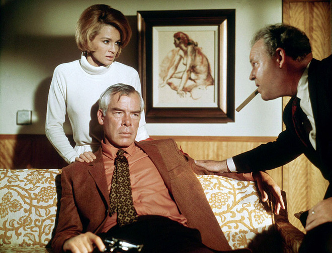 Point Blank (John Boorman) 1967, Lee Marvin