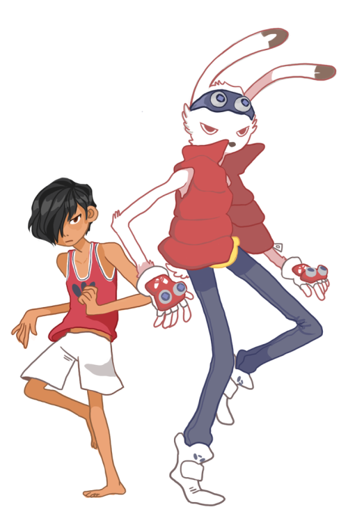 spudstud:  Happy Easter here's even more Summer Wars stuff