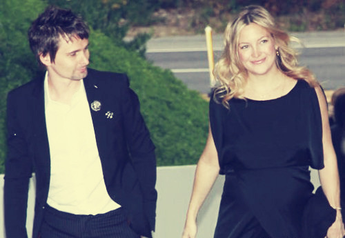 Kate Hudson & Matthew Bellamy