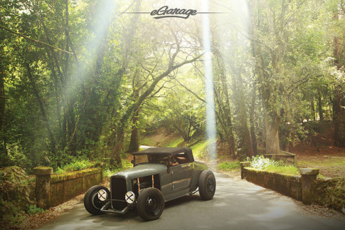 georgianadesign:  Unfvckwithable Roadster by eGarage.com.
