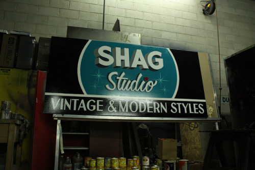 Shag Studio  on Flickr.