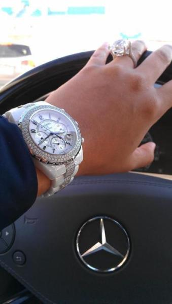 this will be me someday! driving my expensive car with my chanel watch and big ass ring :) <3
