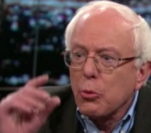 socialuprooting:  Bernie Sanders Takes Down Every Single GOP Presidential Candidate In a masterful take down, Sen. Bernie Sanders took apart the 2012 GOP presidential field and called them the fringe of American society. On HBO's Real Time, host Bill Maher asked about a question about the Republican primary and Sen. Sanders went off,  One of the problems that I see in the Republican primaries is that these guys are so out of touch with the reality that the American people are going through that it is really quite amazing. We are seeing a middle class collapsing. We are seeing poverty increasing. We're seeing a nation in which the rich are getting richer and we have the most unequal distribution of wealth and income of any major country. Do they have one word to say about this issue? We have 50 million people without any health insurance. We are the only country, major country on earth that does not guarantee healthcare to every man, woman, and child as a right. Do you know what their solution is? Cut Medicare.  Cut Medicaid. You got Social Security, the most successful government program in the history of our country. A program which has not resulted in one penny of deficit for this country, and you know what they want to do? They want to cut Medicaid. They want to cut Social Security. They want to privatize these important programs. These guys are way, way out of touch from where the American people are, and I think when you look at them issue by issue — tax breaks for the rich, cut Social Security, more money on defense spending — they are literally a fringe element in American society. Last but not least, you've got virtually every scientist in this world who studies the issue who tells us global warming is a huge, huge problem. We've got to move in a very aggressive way to break our dependence on fossil fuel, move to sustainable energy, energy efficiency. These guys don't even acknowledge the reality of global warming.