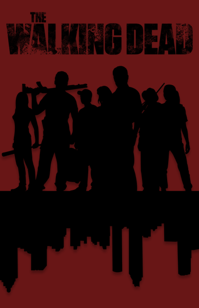 The Walking Dead Poster Print - $11.99 - http://etsy.me/GOZnis