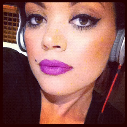 #purplelipstick #Heroine #ReelSexy #MAC