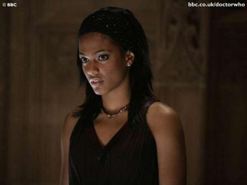 Reasons to love Martha Jones  (as if you needed them) taiey:  Reasons to love Martha Jones, #2 Because when the light hits her face just so, and all her bravery and strength and intelligence and dignity pours out of her… she is the most beautiful person. Ever.