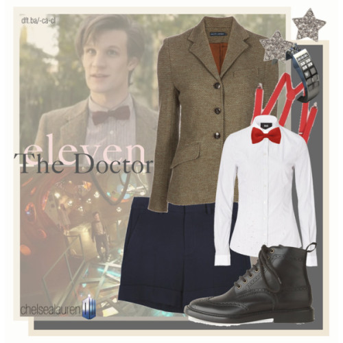 The Doctor - Eleven | Doctor Who by chelsealauren10
