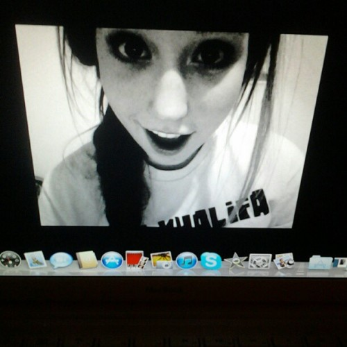 My Desktop Background <3 (Taken with instagram)