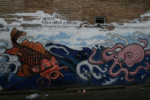 Street art by rokall on Flickr.