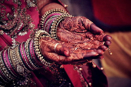 indiaincredible:  Mehndi (by ajitchouhan)