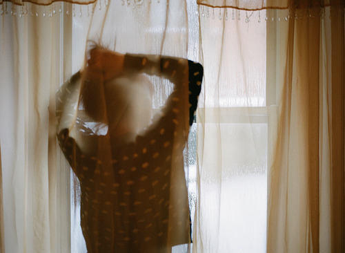 phosphore:  Window & Drape (by Michelle Liando)