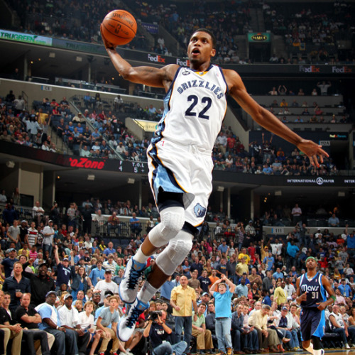 Rudy Gay, Memphis Grizzlies [Image Source: NBA.com; Photographer: Joe Murphy/NBAE/Getty Images]