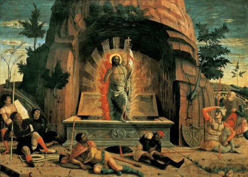 The Resurrection— From Bibliokept's blog, which is a visual delight.