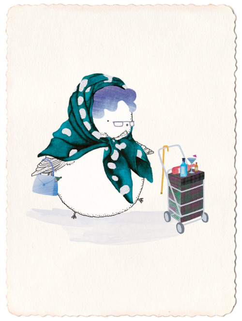 coffeetablebooks:  (via little doodles: Game old bird)  Cute.