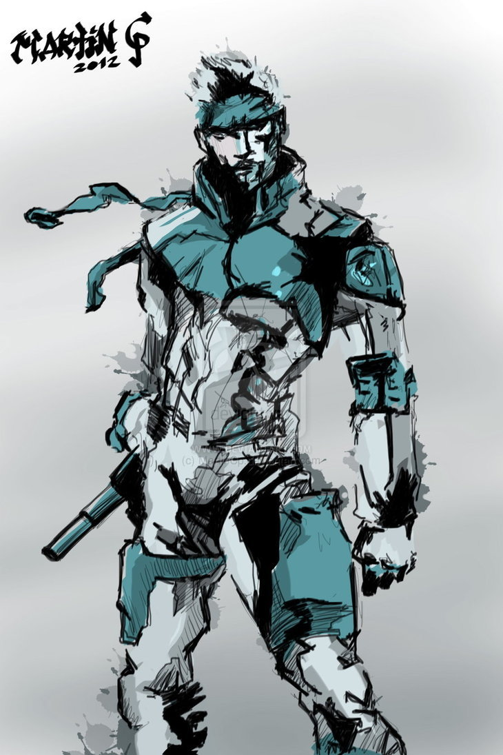 game-portal:  Metal Gear Solidby ~MartinCp