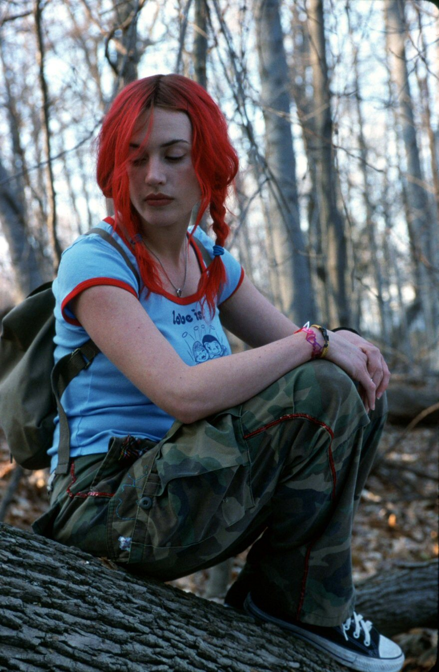bohemea:  Kate Winslet in Eternal Sunshine of the Spotless Mind