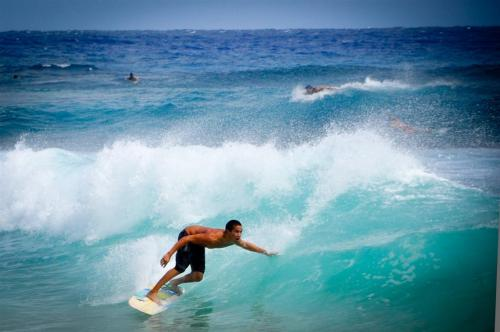Surfing USA (Hawai)