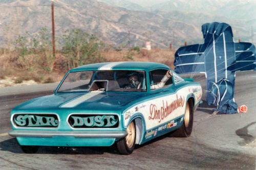 hellformotors:  Don Schumacher's Stardust Barracuda Funny Car