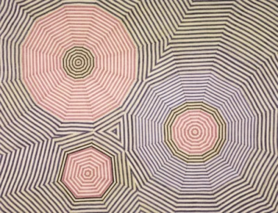 Louise Bourgeois's fabric work