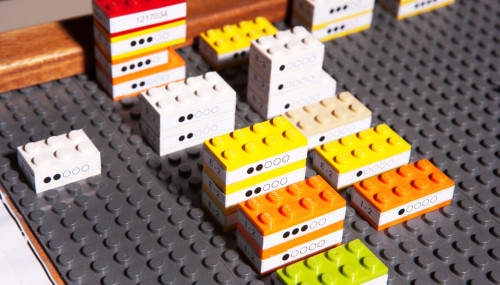 'Legos never lie.' (via How GM Saved $1,000,000 Using Legos As A Data Viz Tool | Co.Design: business   innovation   design)