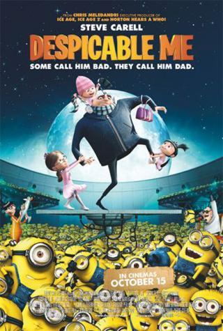 "I am watching Despicable Me                   ""I can watch this a lot of times and still giggle. ""                                Check-in to               Despicable Me on GetGlue.com"