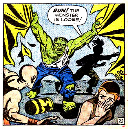 Incredible Hulk 3 Jack Kirby