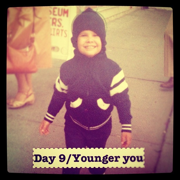 #photoadayapril #day9 #YoungerYou (Tomada con instagram)