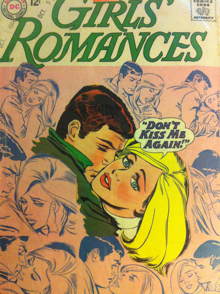 Girls' Romance Comic