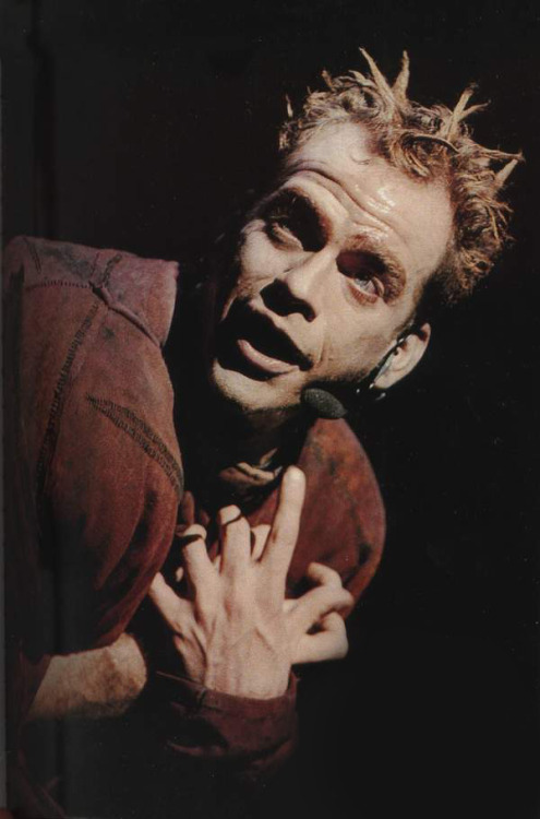 Garou as Quasimodo - Original French Production